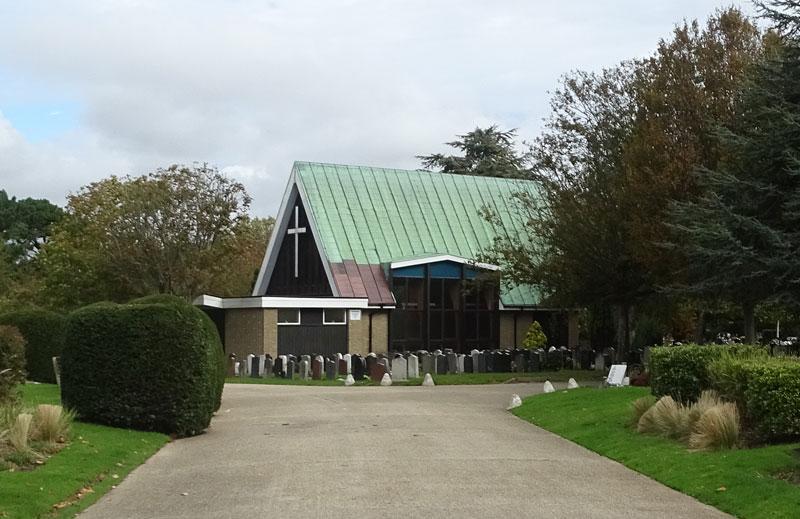 Burial Service at Littlehampton, Findon, Arundel, Bognor Regis in West Sussex