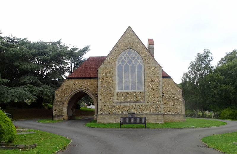 Burial Service and Cemetery Funeral in Worthing Sussex