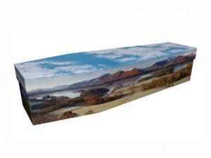 Cardboard Coffin Lake District