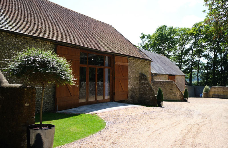 Direct Cremation with Funeral Service at Cissbury Barns