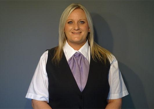 Female Funeral Director Tara
