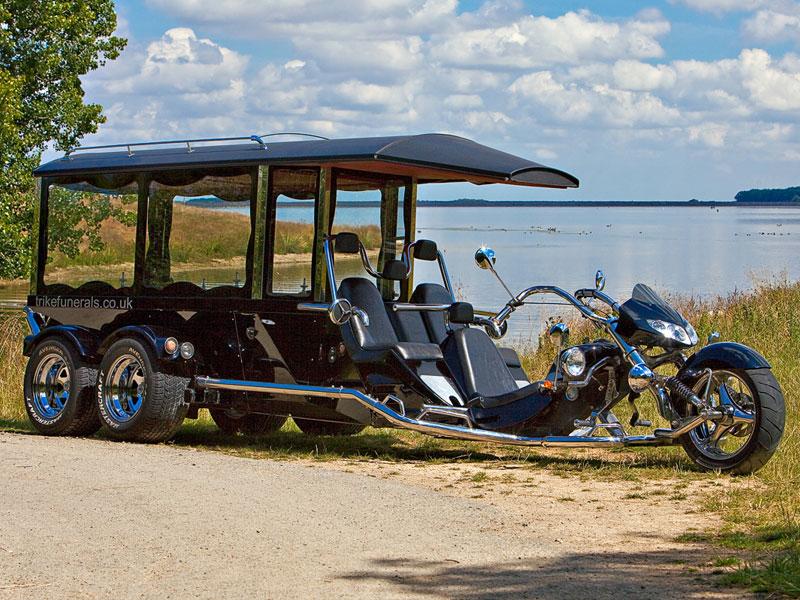 Funeral Trike Hearse