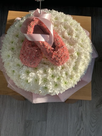 Funeral Flowers Bespoke Ballet £175