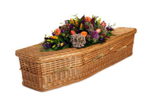 Willow Coffin Traditional Coffin