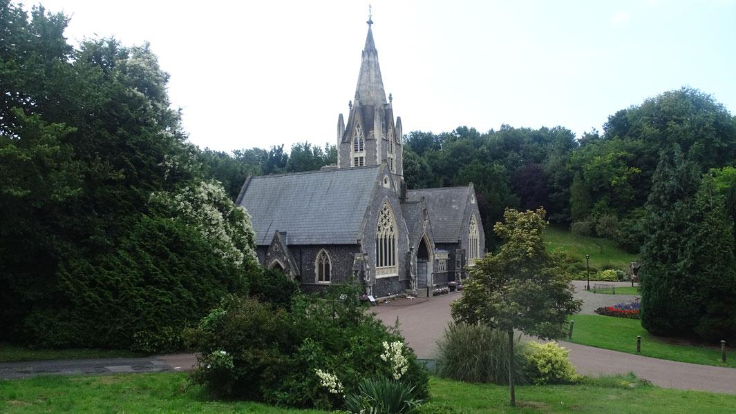 Funeral Service Brighton Woodvale Crematorium