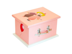 Funeral Childs Ashes Casket Pink