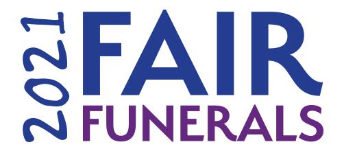 Funerals Fair 2021